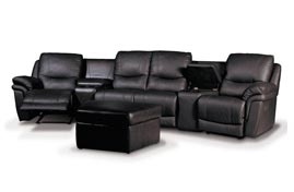 Patrick Home Theater Seating