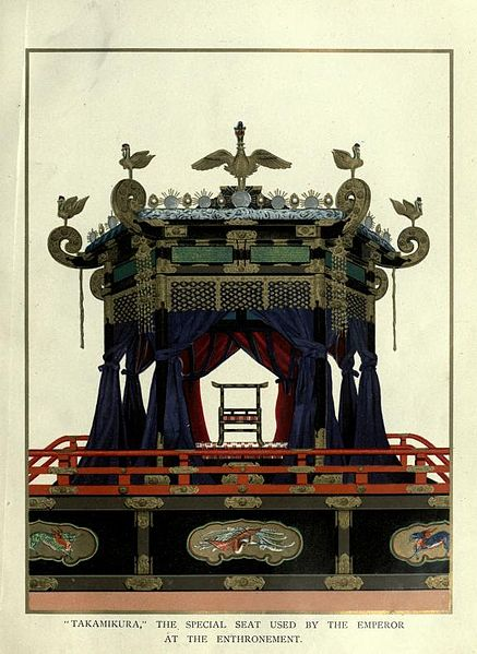 Chrysanthemum Throne of Japan