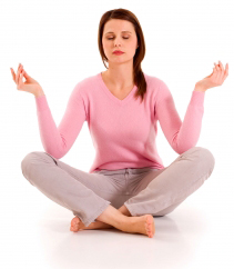 Yoga is a great way to improve posture