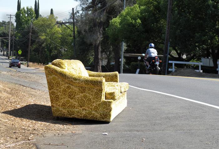Timeless, not trendy sofas