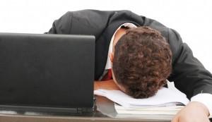 Don't get stressed - get rest