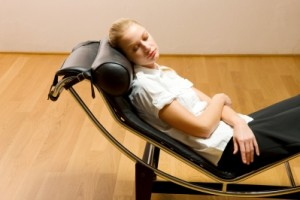Fall asleep in your chair