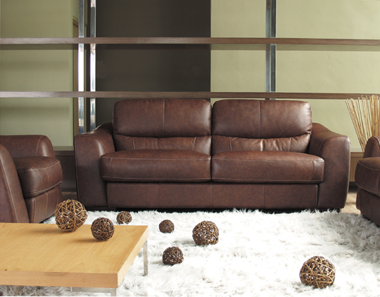 Our sofas are made for sitting
